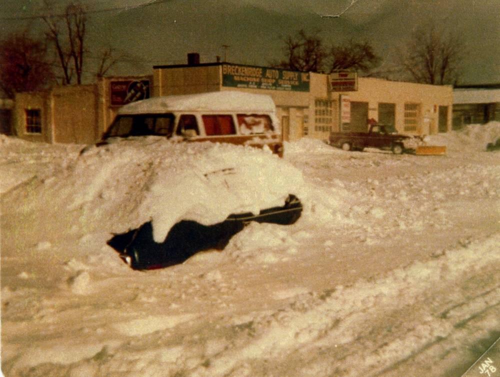 1978 Blizzard
